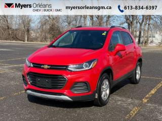 Used 2017 Chevrolet Trax LT  2 sets of tires! for sale in Orleans, ON