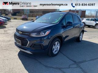Used 2018 Chevrolet Trax LT  - Low Mileage for sale in Orleans, ON