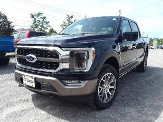 New 2021 Ford F-150 King Ranch for sale in Peterborough, ON