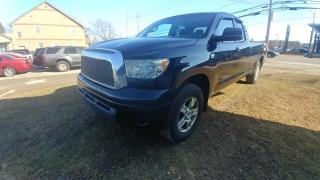 Used 2007 Toyota Tundra 4WD Double 164.6 4.7L V8 SR5 (Natl for sale in Windsor, ON