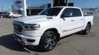 Used 2019 RAM 1500 Limited for sale in New Hamburg, ON