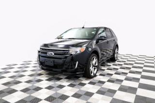 Used 2014 Ford Edge Sport AWD Touring Pkg Sunroof Leather Nav Cam Sync for sale in New Westminster, BC