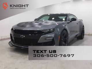 Used 2019 Chevrolet Camaro 1SS for sale in Regina, SK