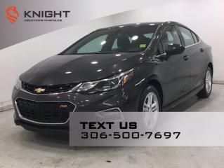 Used 2017 Chevrolet Cruze LT | RS Package | for sale in Regina, SK