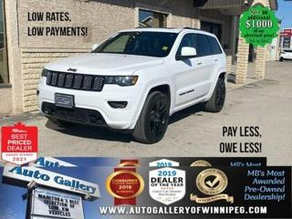 Used 2019 Jeep Grand Cherokee Altitude* LOW KMs/4x4/NAVIGATION/ROOF/REMOTE START for sale in Winnipeg, MB