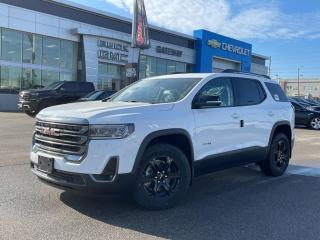 New 2021 GMC Acadia AT4 for sale in Brampton, ON