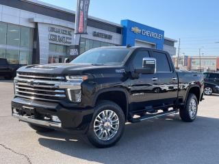 New 2021 Chevrolet Silverado 2500 HD High Country for sale in Brampton, ON
