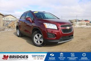 Used 2014 Chevrolet Trax LT**Remote Start | Back-up Camera | Bose** for sale in North Battleford, SK