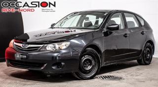 Used 2010 Subaru Impreza Hatchback Manuel 4x4-GAR. 1 AN for sale in Boisbriand, QC