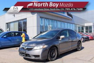 Used 2010 Honda Civic EX-L AS IS - Auto - Heated Seats - Sunroof for sale in North Bay, ON