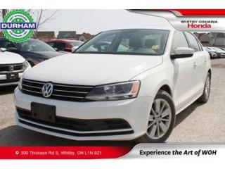 Used 2016 Volkswagen Jetta 1.4 TSI for sale in Whitby, ON
