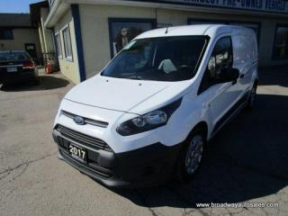 Used 2017 Ford Transit Connect CARGO MOVING XL EDITION 2 PASSENGER 2.5L - DOHC.. MIDDLE DIVIDER.. IN-CARGO SHELVING.. SLIDING DOORS.. BACK-UP CAMERA.. BLUETOOTH.. for sale in Bradford, ON
