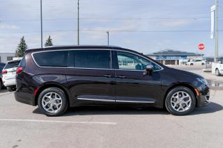 Used 2017 Chrysler Pacifica Limited NAVI/DVD/SAFETYTEC GROUP for sale in Concord, ON