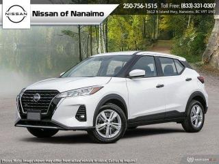 New 2021 Nissan Kicks S for sale in Nanaimo, BC