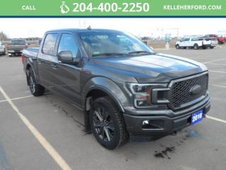 Used 2018 Ford F-150 Lariat for sale in Brandon, MB