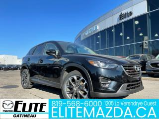 Used 2016 Mazda CX-5 Grand Touring AWD for sale in Gatineau, QC