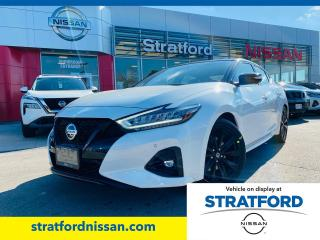 New 2021 Nissan Maxima SR for sale in Stratford, ON