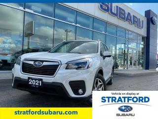 New 2021 Subaru Forester CONVENIENCE for sale in Stratford, ON