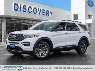 New 2021 Ford Explorer XLT for sale in Burlington, ON