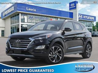 New 2021 Hyundai Tucson 2.4L AWD ULTIMATE for sale in Port Hope, ON