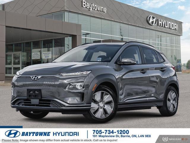 2021 Hyundai KONA EV Preferred