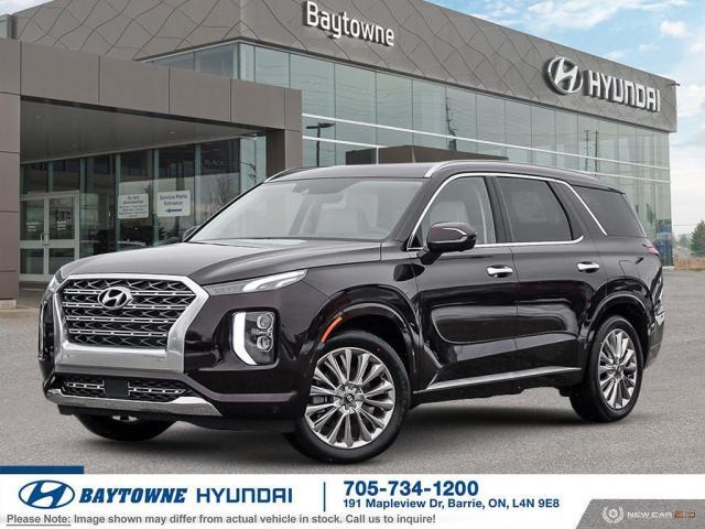 2021 Hyundai PALISADE AWD Ultimate