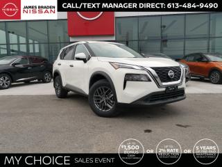 New 2021 Nissan Rogue S for sale in Kingston, ON