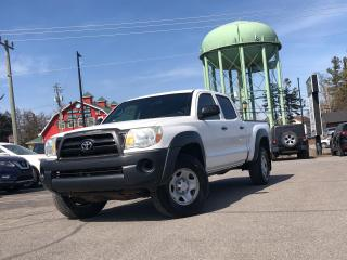 Used 2008 Toyota Tacoma 4X4 | DOUBLE CAB | V6 for sale in Stittsville, ON