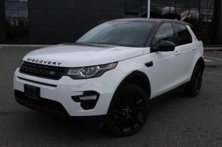 Used 2016 Land Rover Discovery Sport HSE Luxury (2016.5) for sale in Langley, BC