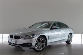 Used 2018 BMW 4 Series 430 Gran Coupe xDrive Gran Coupe for sale in Langley City, BC
