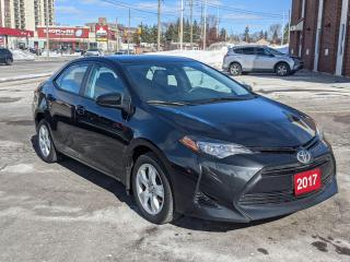 Used 2017 Toyota Corolla LE for sale in Waterloo, ON