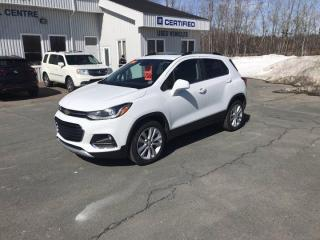 Used 2020 Chevrolet Trax Premier for sale in Amherst, NS