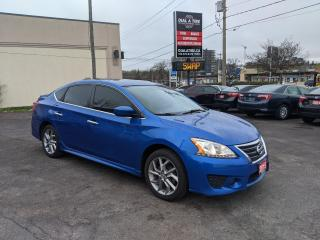 Used 2015 Nissan Sentra SR for sale in Waterloo, ON