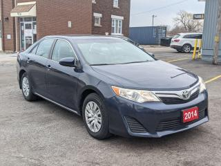Used 2014 Toyota Camry LE for sale in Waterloo, ON