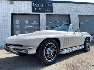 Used 1965 Chevrolet Corvette Stingray Roadster for sale in Guelph, ON