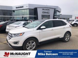 Used 2015 Ford Edge SEL AWD | Safetied for sale in Winnipeg, MB