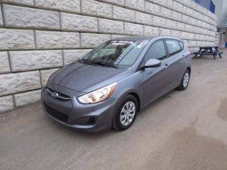 Used 2017 Hyundai Accent GL $52/wk Taxes Included $0 Down for sale in Fredericton, NB