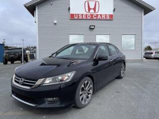 Used 2013 Honda Accord Sedan Sport for sale in St. John's, NL
