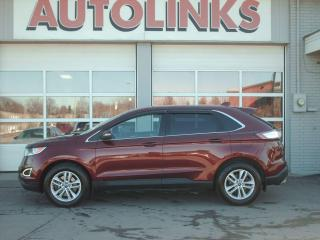 Used 2016 Ford Edge SEL AWD for sale in St Catharines, ON