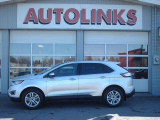 Used 2017 Ford Edge SEL for sale in St Catharines, ON