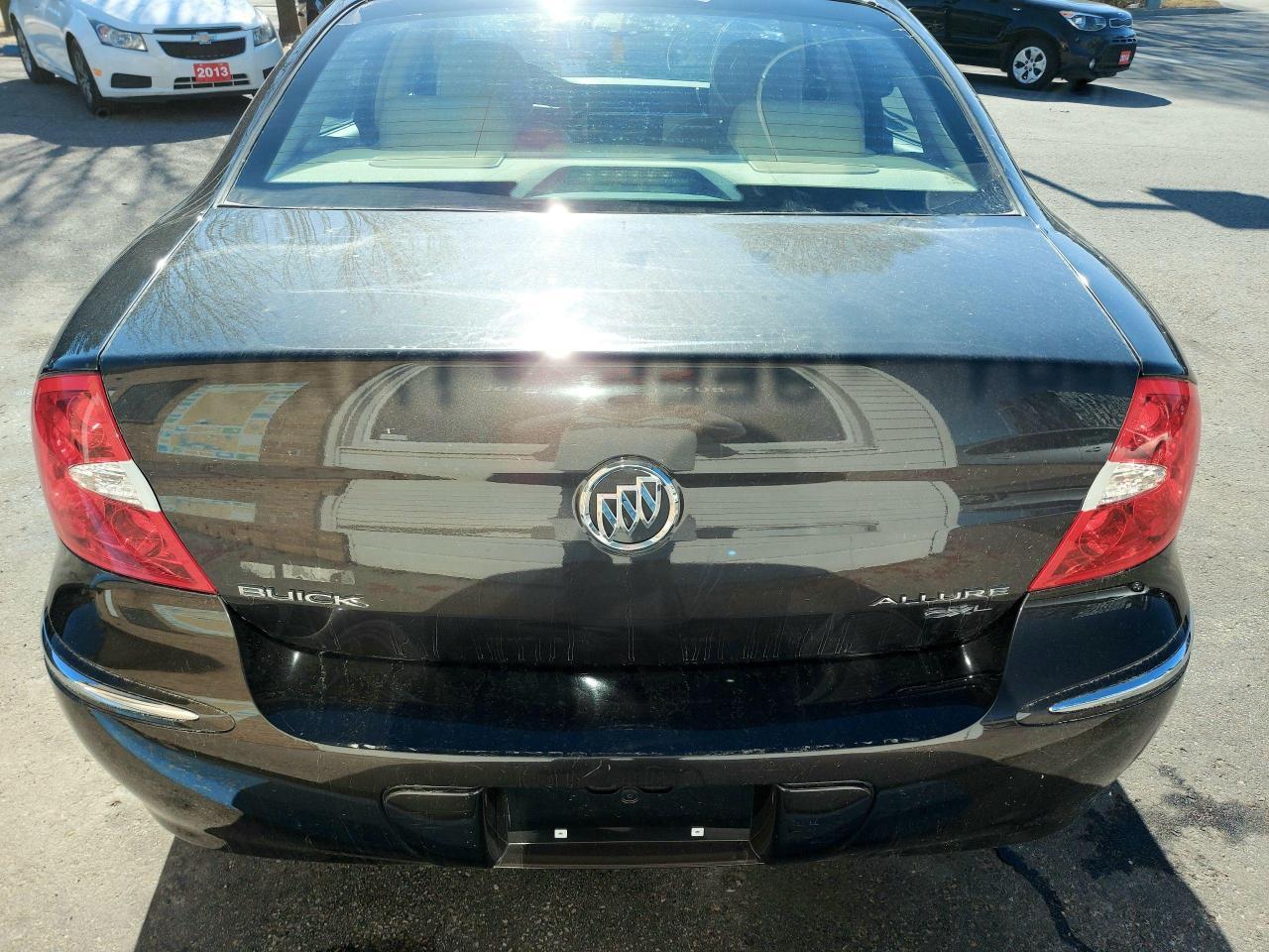 2008 Buick Allure