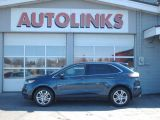 Photo of Blue Met 2017 Ford Edge