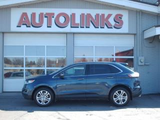Used 2017 Ford Edge Titanium for sale in St Catharines, ON