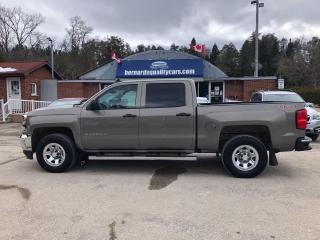 Used 2017 Chevrolet Silverado 1500 LS for sale in Flesherton, ON
