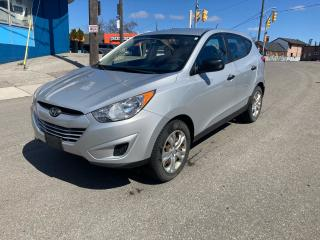 Used 2011 Hyundai Tucson GL/AUTO/CRUISECONTROL/3MONTHWARR/CERTIFIED for sale in Toronto, ON
