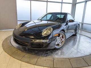 Used 2007 Porsche 911 Carrera S | Tiptronic | NAV | BOSE | No Accidents for sale in Edmonton, AB