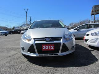 Used 2012 Ford Focus SEL for sale in Hamilton, ON
