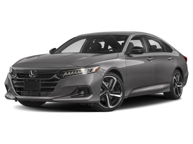 2021 Honda Accord SE ACCORD 4 DOORS