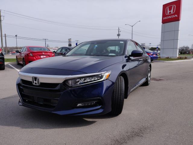 2019 Honda Accord EXL