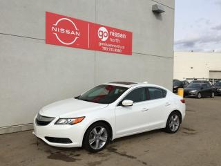 Used 2015 Acura ILX ILX/BRAKE ASSIST/HID LIGHTS/PUSH START/KEYLESS ENTRY/ for sale in Edmonton, AB